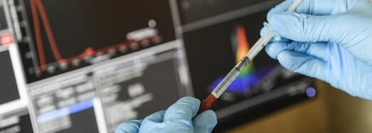Attrezzatura NanoSight NS300 per Nanoparticle Tracking Analysis