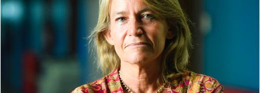 Dott.ssa Roberta Ghidoni, resp Laboratorio Marcatori Molecolari, Direttrice Scientifica, Coordinatrice del progetto europeo JPND LODE
