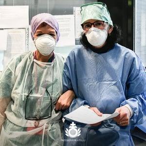 Fatebenefratelli personale medico Erba