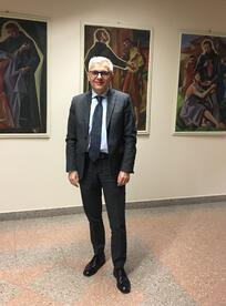 Renzo Baldo, Direttore di Struttura