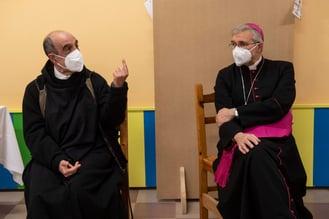 Visita Vescovo di Brescia