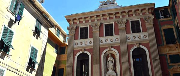 Palazzo Jacopo da Varazze