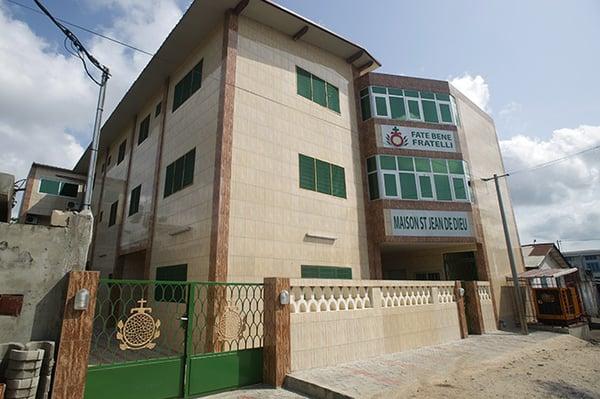 Ospedale di Afagnan
