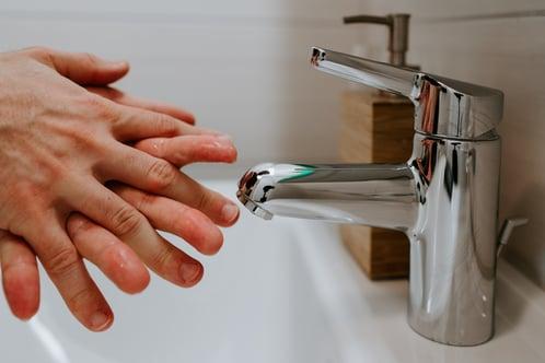 Coronavirus: lavarsi le mani
