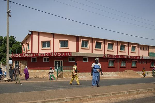 Ospedale di Tanguiéta