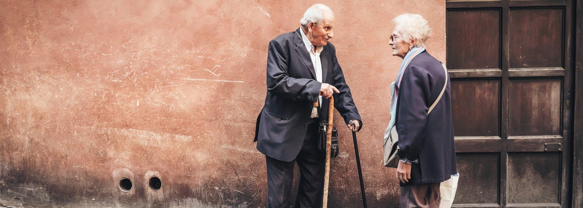 Coronavirus e anziani: come difenderli dal contagio