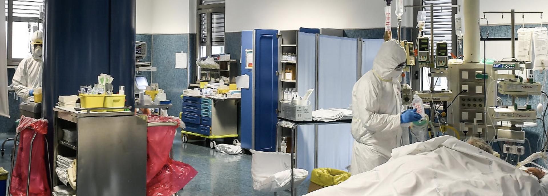 La Terapia Intensiva ai tempi del Coronavirus: la parola al Dott. Guatteri