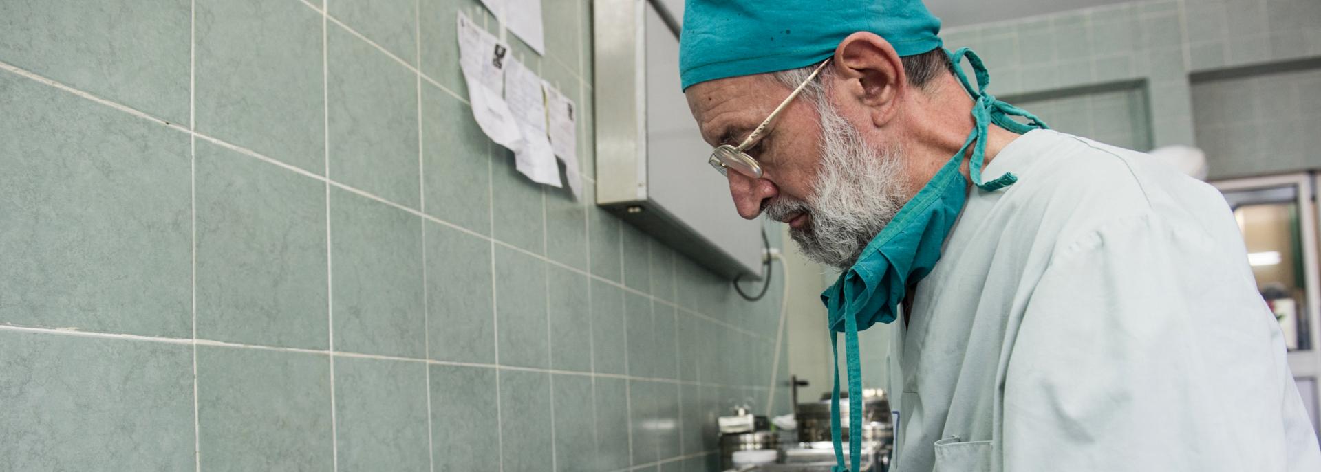 Fra Fiorenzo e una missione per l'Africa: le testimonianze di Confratelli e pazienti