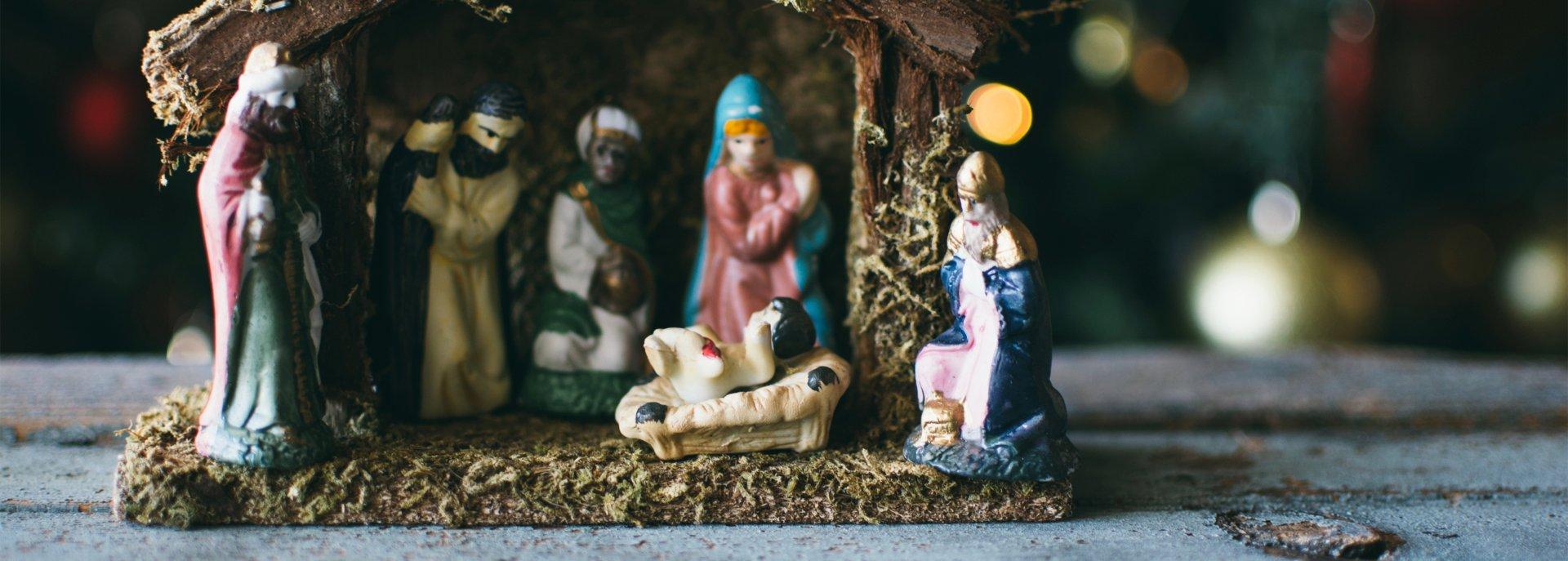 Per un Santo Natale sereno e luminoso: l'augurio di fra Massimo Villa