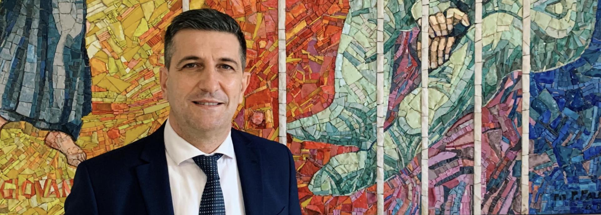 De Giorgi, il nuovo Direttore Risorse Umane della Provincia Lombardo Veneta: priorità d'azione e approccio al cambiamento