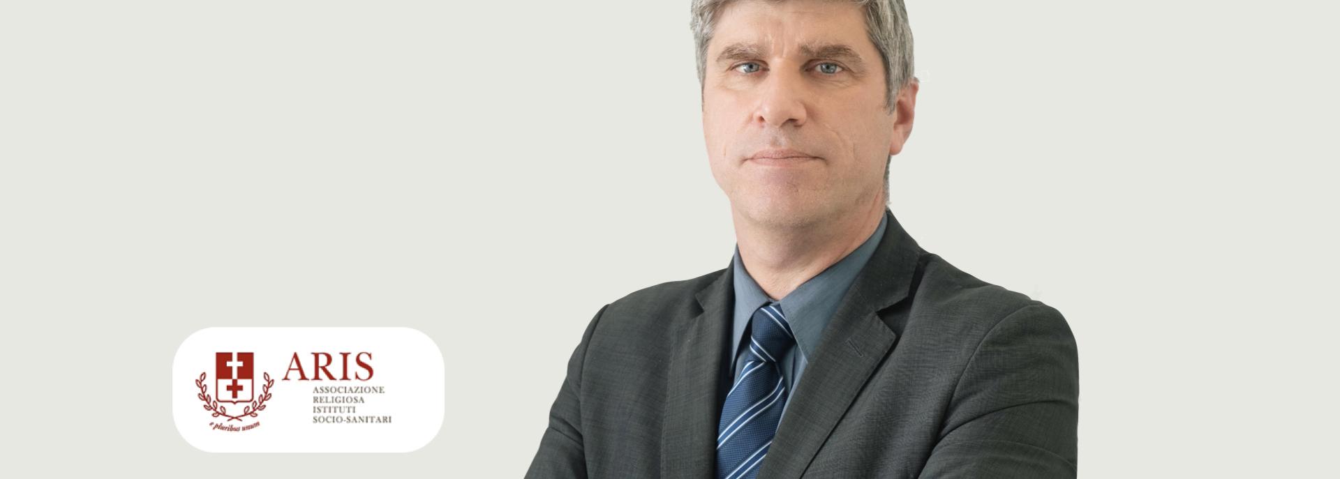 Il Direttore Generale Nicola Spada, nuovo presidente di ARIS Lombardia