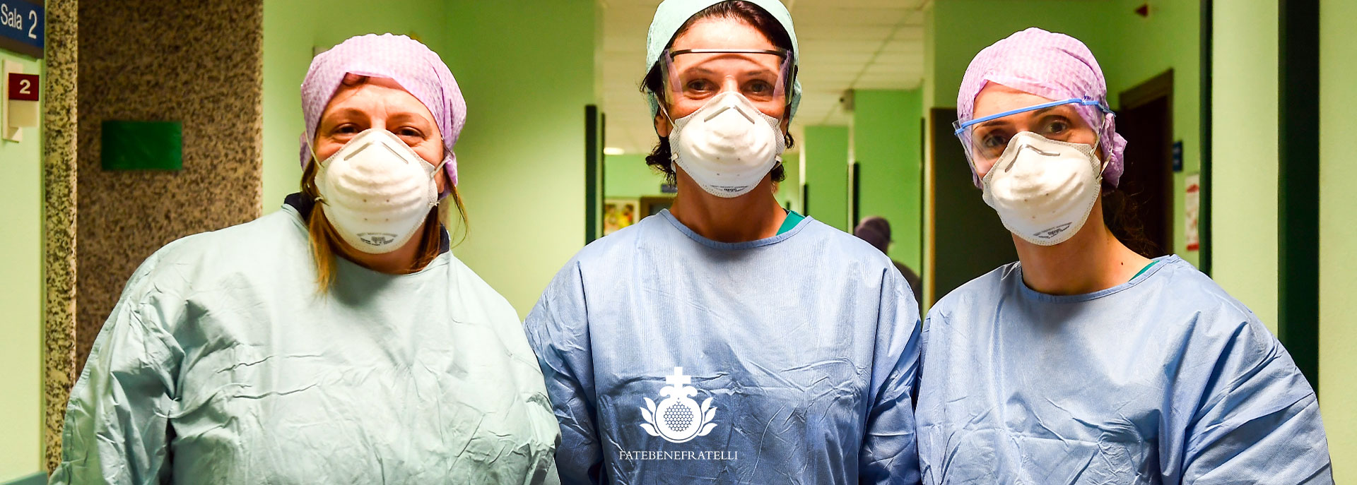 Medici e infermieri di Erba, eroi in prima linea: a voi il nostro grazie